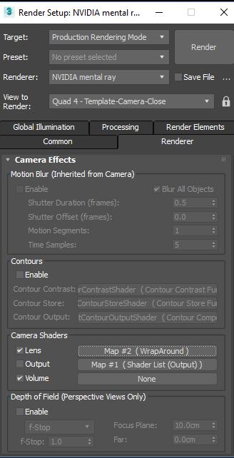 Step-Lens
